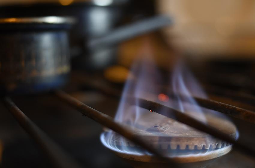 Las facturas de gas subirán 45% en diciembre