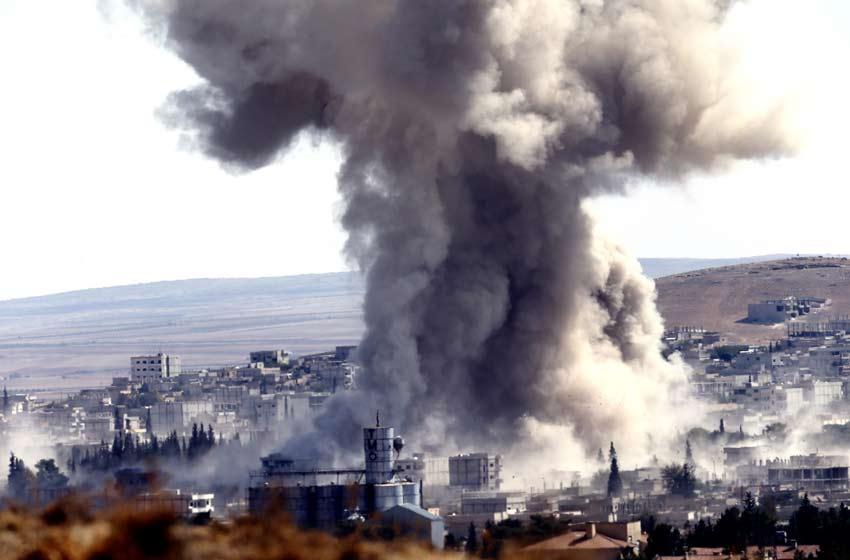 EU bombardea Libia por primera vez en la administración Trump