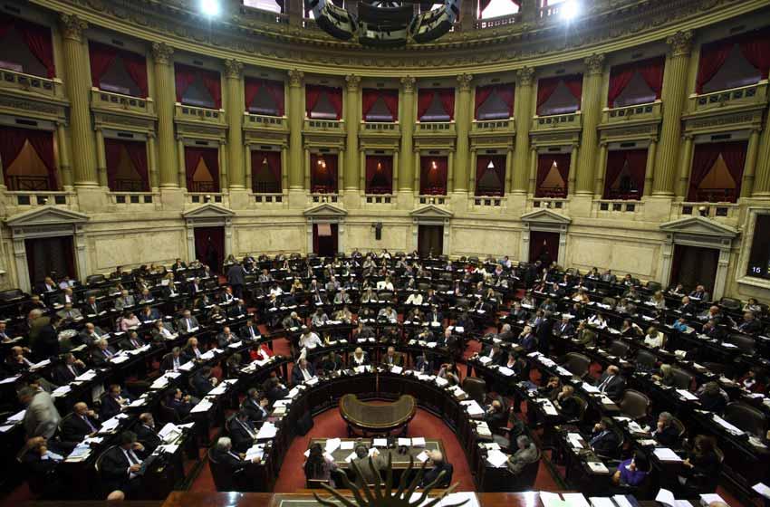 La Cámara de Diputados trata la ley de Presupuesto 2018