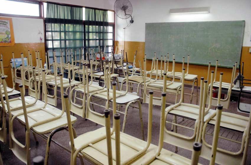 Mañana, paran lo docentes de todo el país