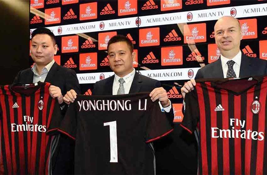 UEFA podría excluir a Milan de Europa