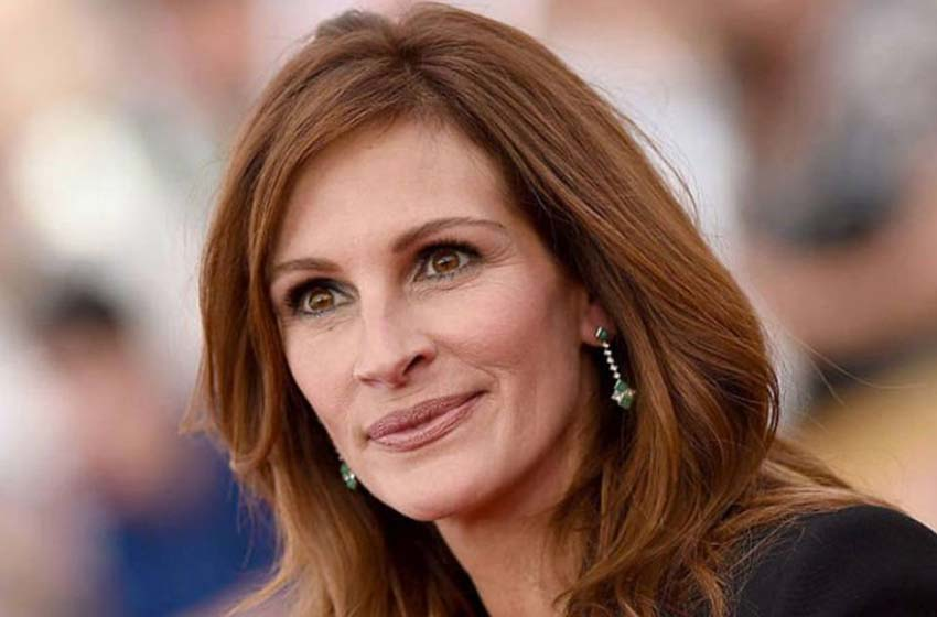 Julia Roberts se libró del acoso sexual en Hollywood