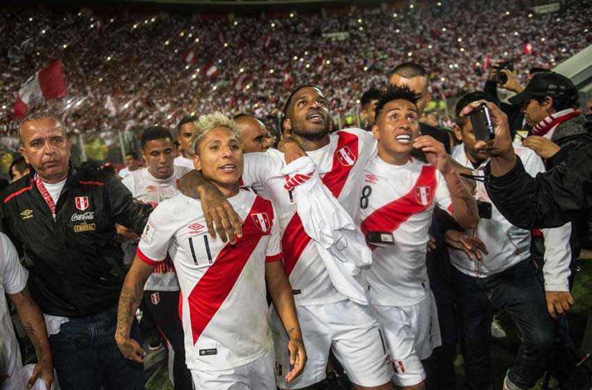 Perú podría quedarse fuera del Mundial de Rusia 2018