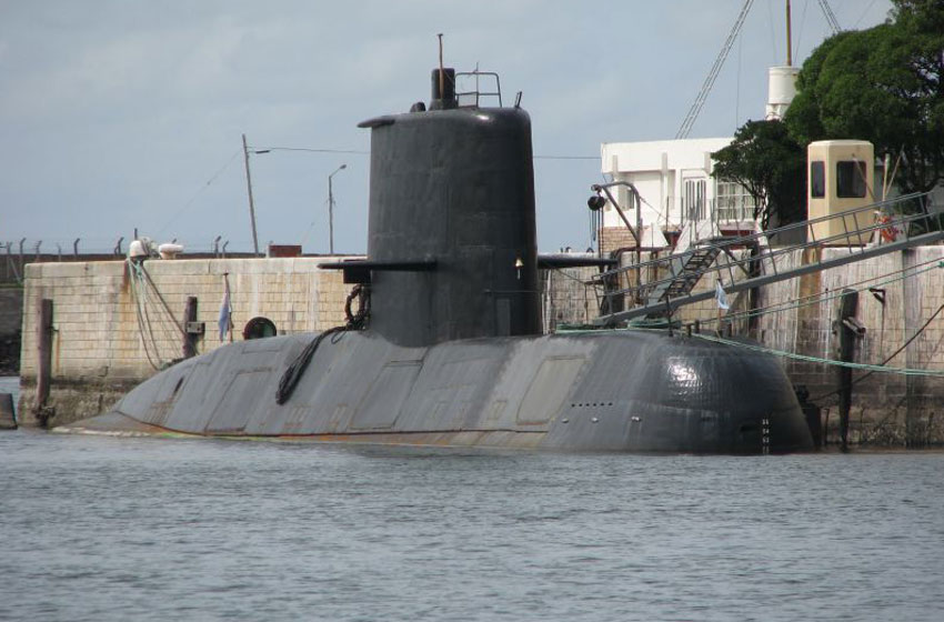 Submarino desaparecido: el ministro de Defensa llega a Mar del Plata