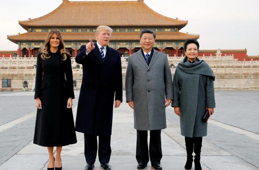 Trump afirma que China endurecerá las sanciones contra Pyongyang