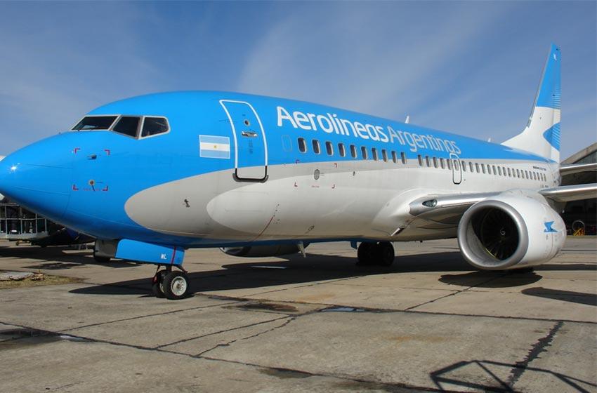 Aerolíneas canceló vuelos internacionales por conflictos con las tripulaciones