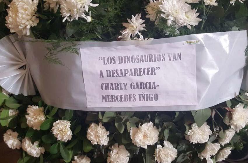 Charly García envío un conmovedor mensaje para Santiago Maldonado