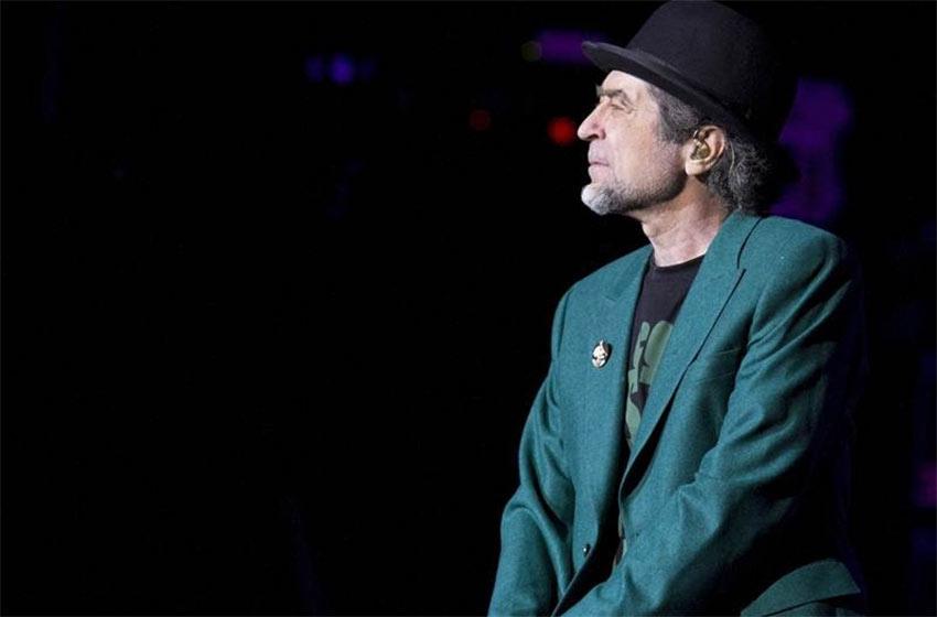 Joaquín Sabina es hospitalizado por trombosis