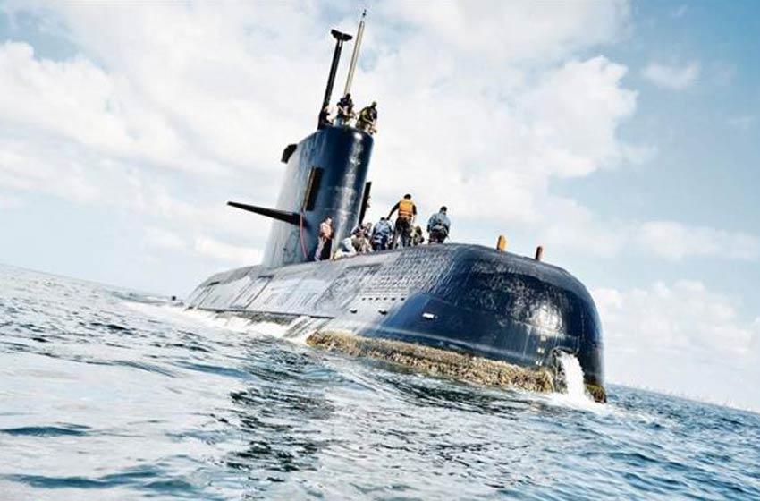 La Armada investiga nuevos contactos en la búsqueda del ARA San Juan