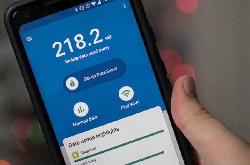 Ahorra datos móviles y dinero de la mano de Google con Datally