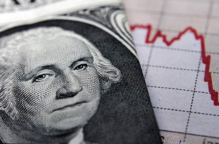 El dólar ayer avanzó 17 centavos