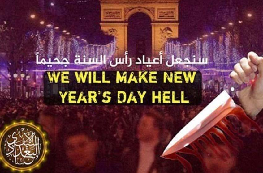 Estado Islámico amenaza con hacer