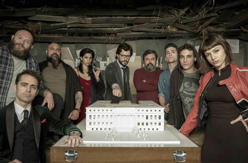 Netflix confirmó cuándo estará lista la segunda temporada — LaCasaDePapel