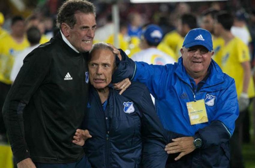 Russo fue operado con éxito en Argentina