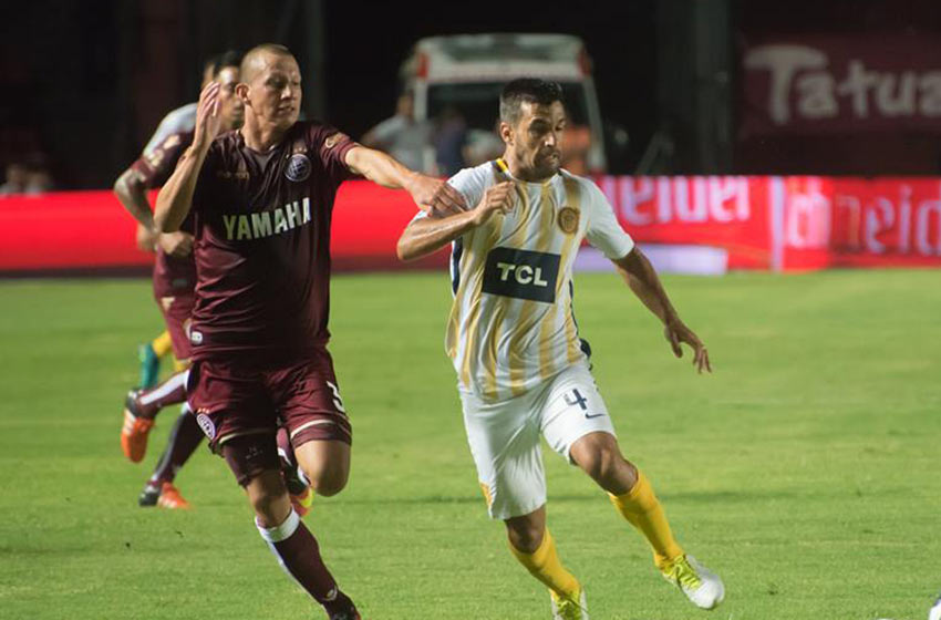 Lanús-Rosario Central, por la Superliga: horario, TV y formaciones