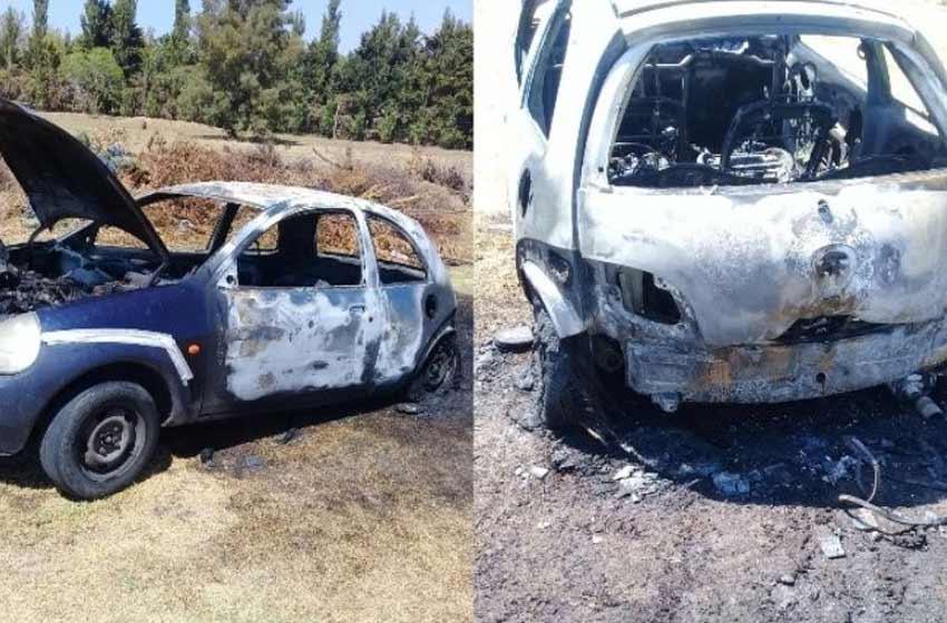 Incendió su auto para evitar que se lo llevaran al corralón