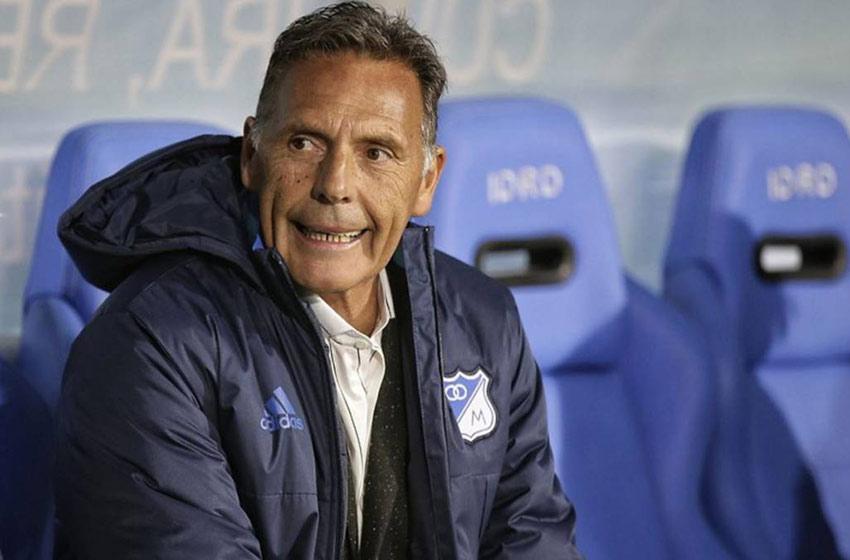 Miguel Ángel Russo volvería a dirigir a Millonarios el próximo domingo