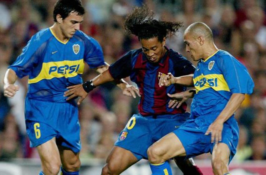 Confirman duelo entre Barcelona y Boca Juniors por Trofeo Joan Gamper