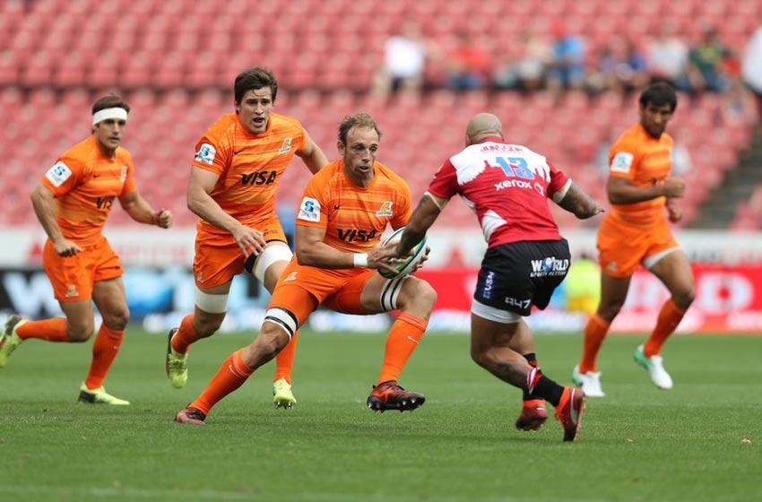 Super Rugby: Los Jaguares tendrán dos cambios contra Lions
