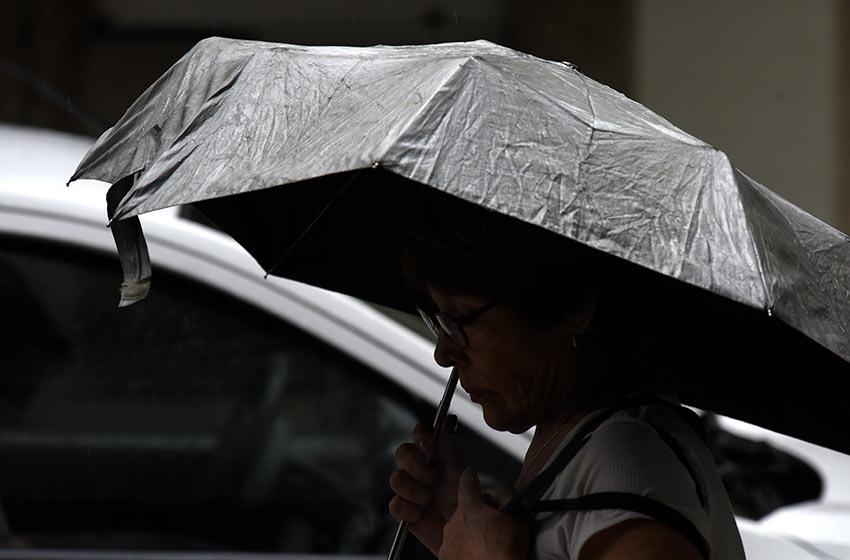 ¡Saquen el paraguas! Se esperan tormentas por frentes fríos: SMN