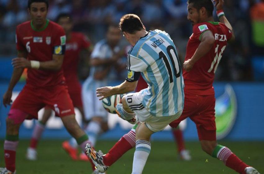 ¿Messi extraterrestre? Eso opina el técnico de Irán