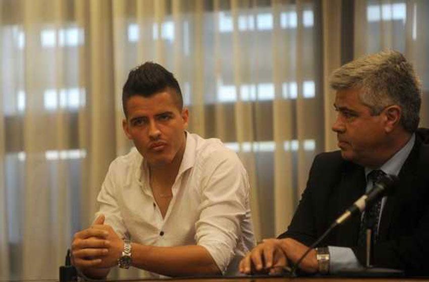 Alexis Zárate fue condenado a seis años y media de prisión
