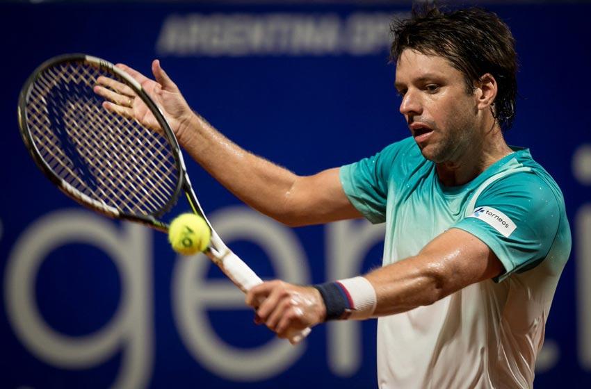 Buen debut de Schwartzman — Argentina Open