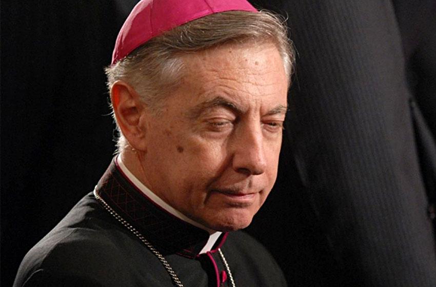 Aguer defendió que el Estado sustente económicamente a la Iglesia