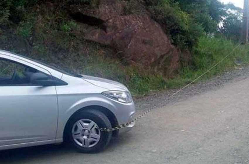 Una argentina murió en Brasil en un insólito accidente con un auto