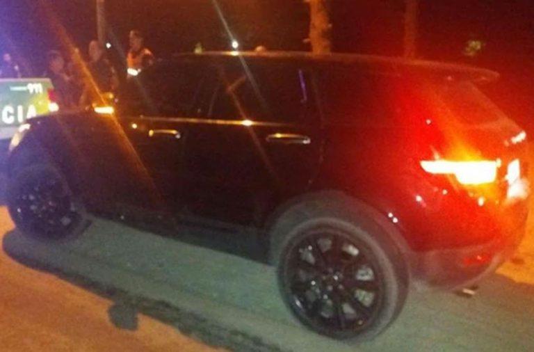 La camioneta de Matias Messi fue secuestrada y peritada