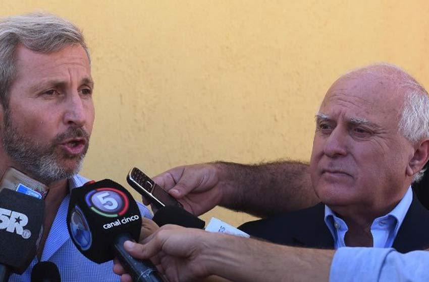 Frigerio y Lifschitz entregaron viviendas en Rosario