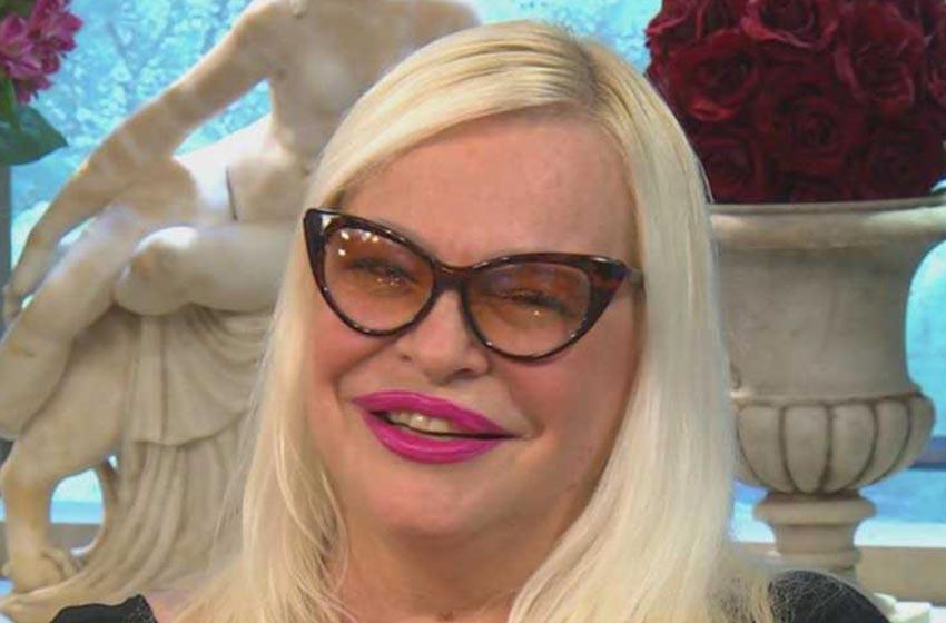 Silvia Süller sufrió un infarto y se encuentra internada