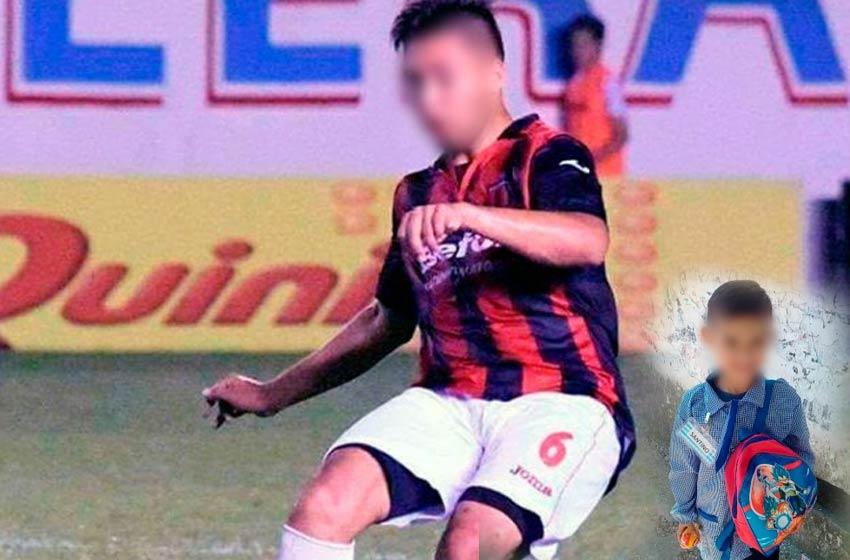Detuvieron a un jugador por abuso y violación