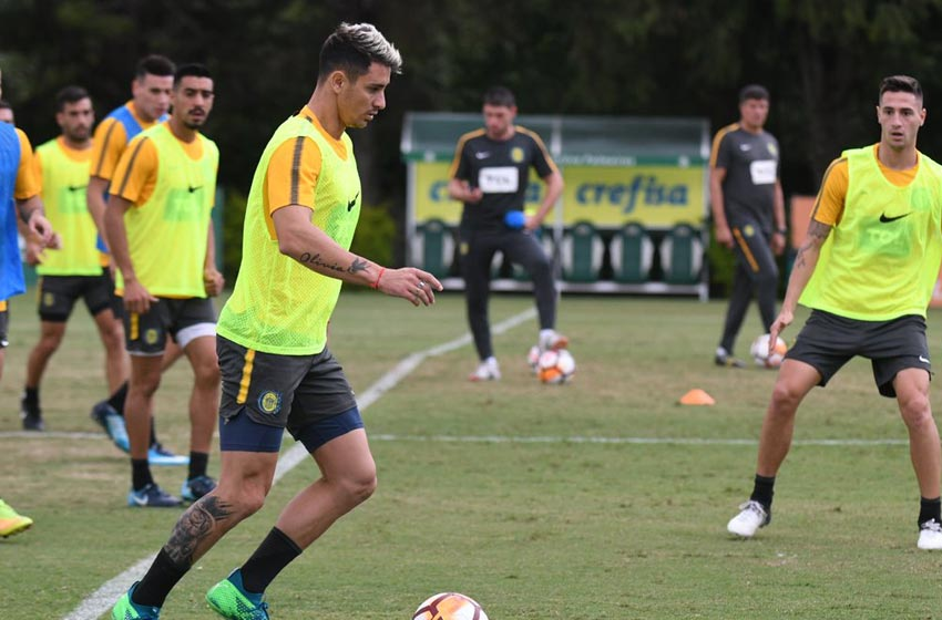 Rosario Central no pudo en Brasil y quedó eliminado de la Sudamericana
