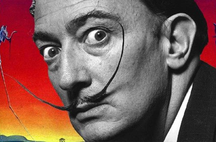 Dalí Loco O Genio Rosario Nuestro
