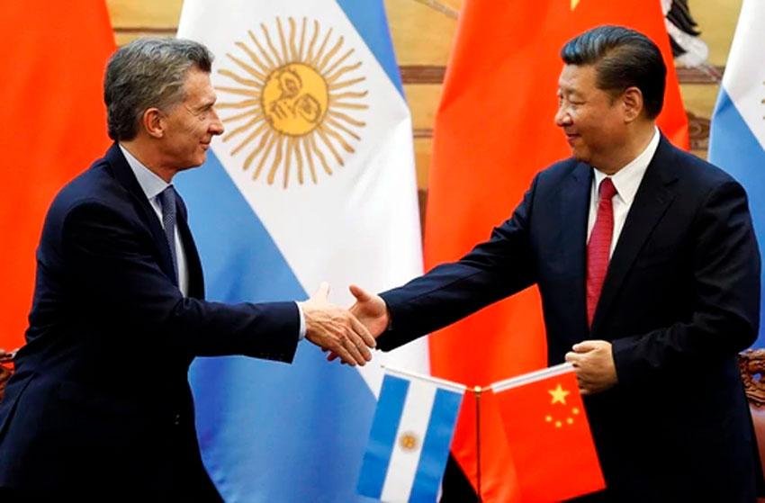 China respaldó a Macri por el acuerdo con el FMI