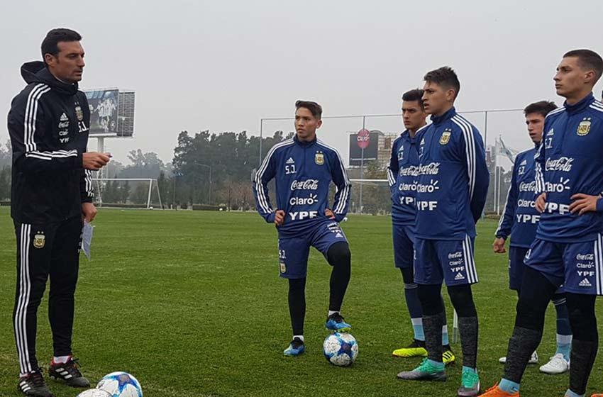 ¡Vamos selección!| La Argentina enfrentará a México en Córdoba