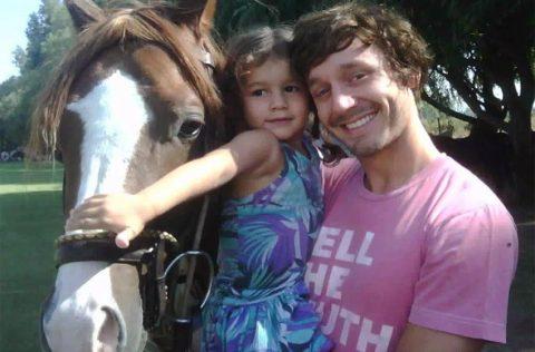 El conmovedor mensaje de Benjamín Vicuña a su hija Blanca - Rosario Nuestro