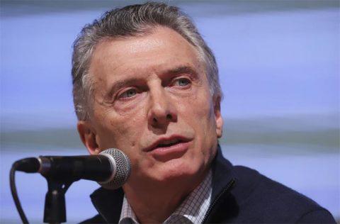 Macri convocó a una marcha para el sábado previo a la asunción de Alberto Fernández - Rosario Nuestro